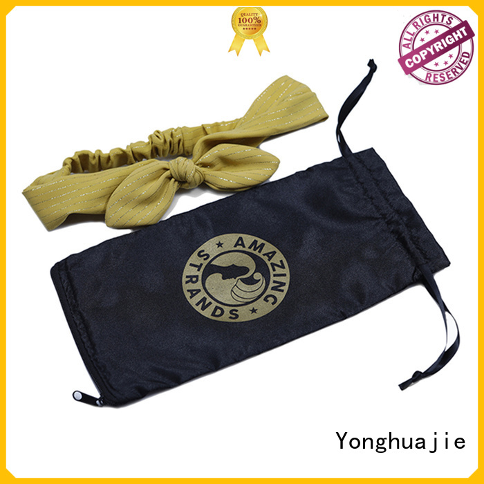 reusable jewelry bags high-end with drawstring