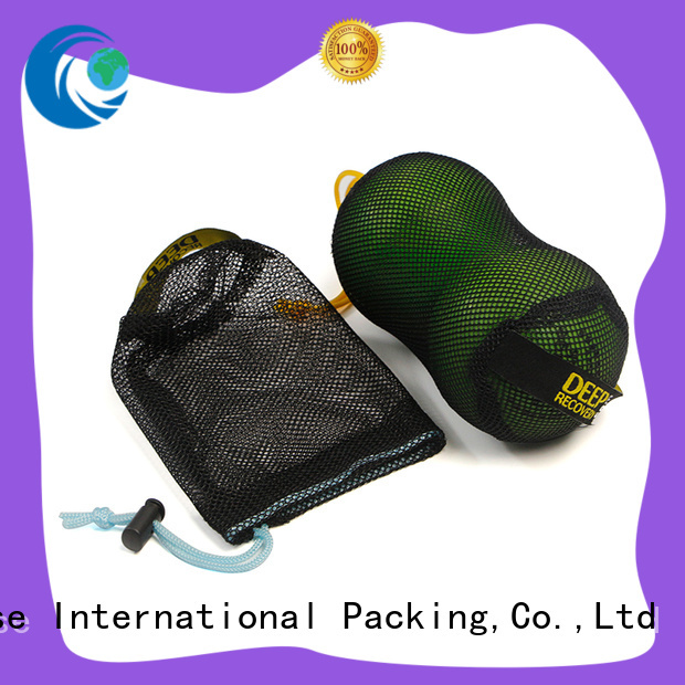 Yonghuajie cheapest small mesh bags on-sale for packaging