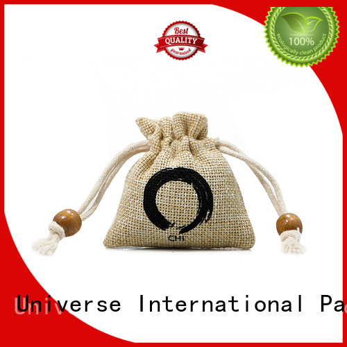 high-quality jute sack jute shopping bag drawstring for packing Yonghuajie