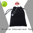 new arrival grey suede bag suede jewelry pouch suede drawstring bag highly-rated for students