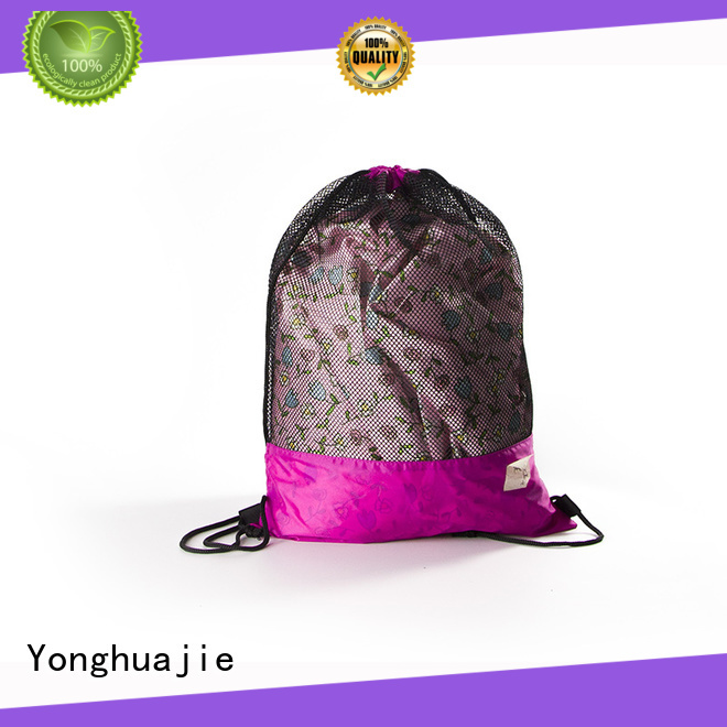 Yonghuajie colors mesh sweater bag company for jewelry