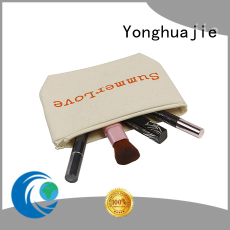 Yonghuajie embroidery tote bags wholesale Suppliers for travel