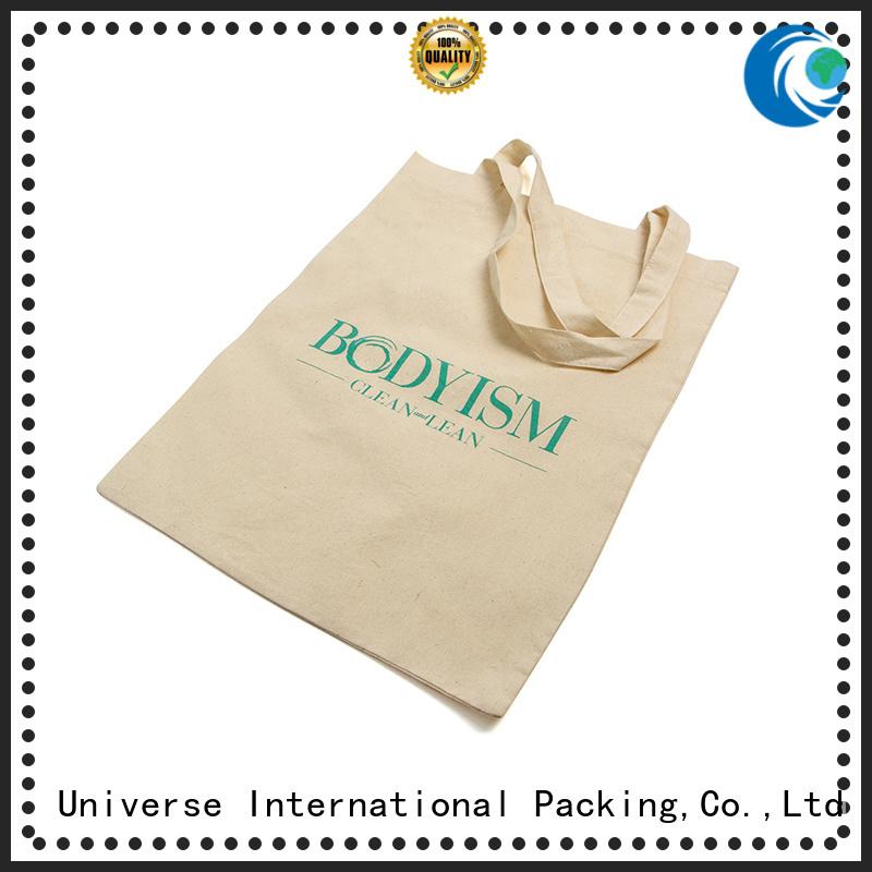 Yonghuajie Wholesale canvas shoulder bag factory for packaging