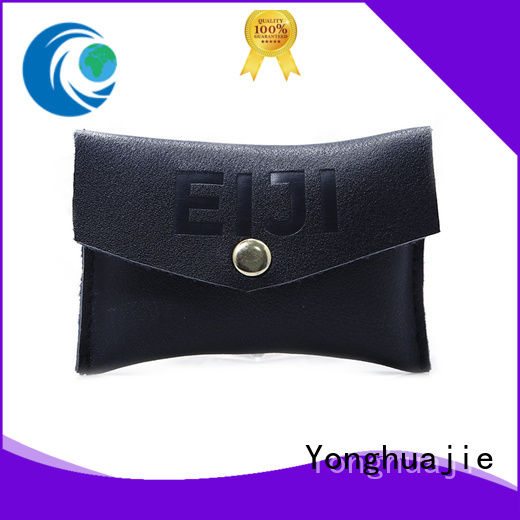 Yonghuajie large leather vanity bag fast delivery for gift