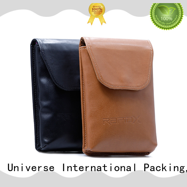 large leather makeup bag for jewelry