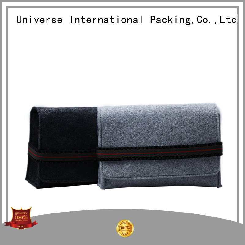 custom made felt pouch felt storage bag felt shopping bag felt jewelry bag for storage Yonghuajie