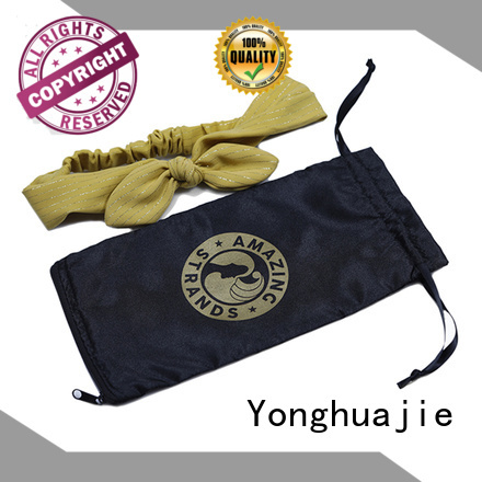 satin hair bags Yonghuajie