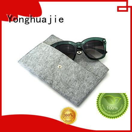 Yonghuajie custom made felt tote bag for wholesale for goods