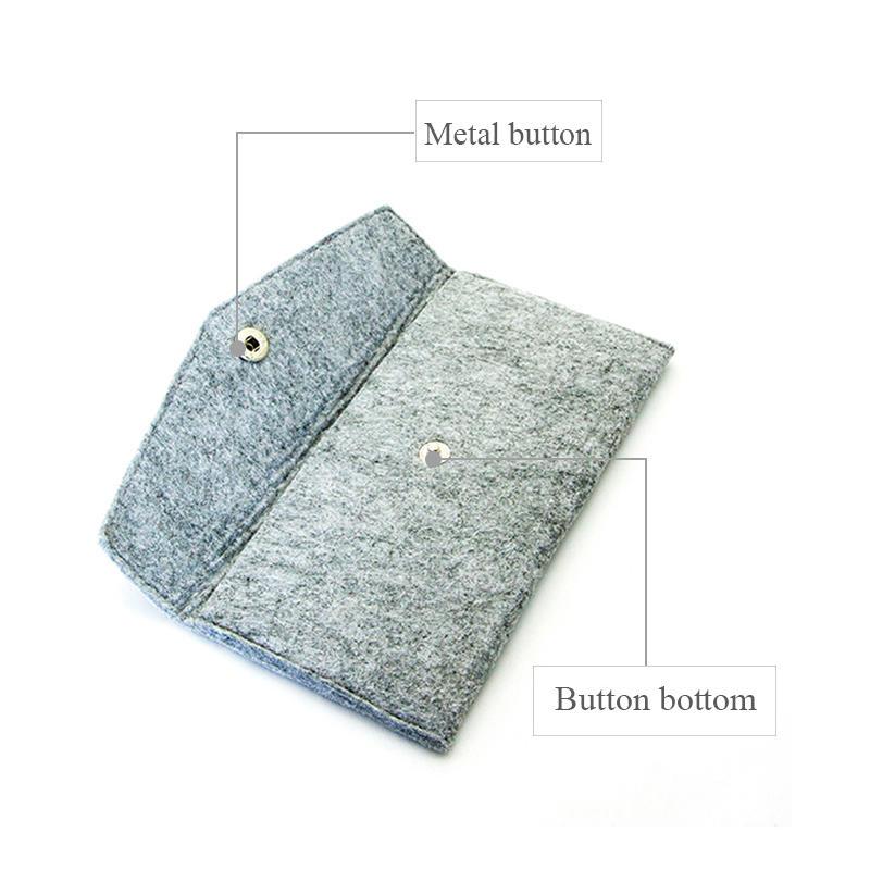 Yonghuajie custom made felt tote bag for wholesale for goods-3