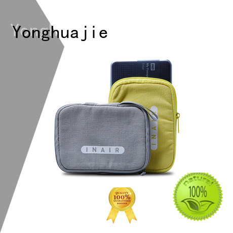 at discount cotton drawstring bags with handle for shoes Yonghuajie