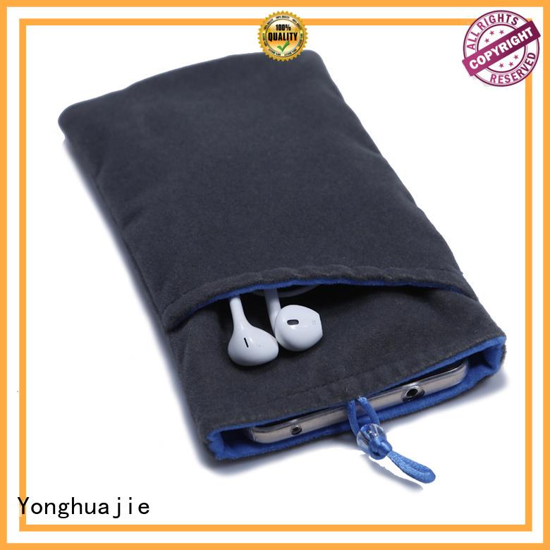 Yonghuajie Brand watch drawstring velvet velvet jewelry bag