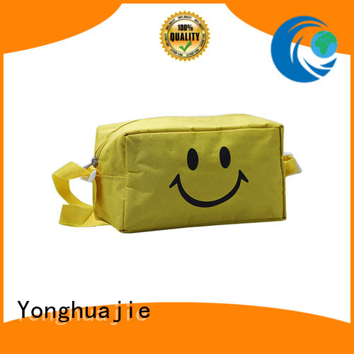 Yonghuajie silk polycarbonate suitcase for business for packing