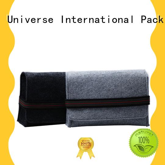 felt purse for storage
