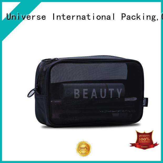 nylon mesh drawstring bags cosmetic Yonghuajie company