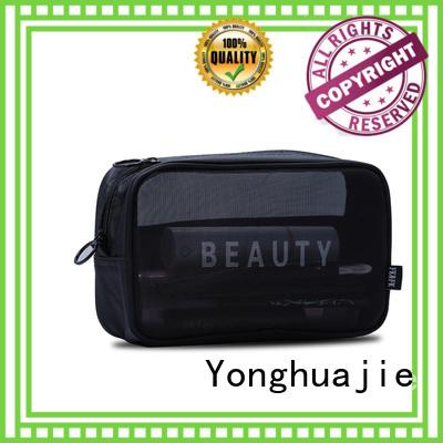 mesh nylon mesh mesh drawstring bags Yonghuajie Brand company