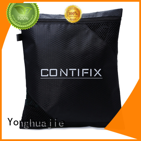Yonghuajie Best polyester nylon fabric Suppliers for packing