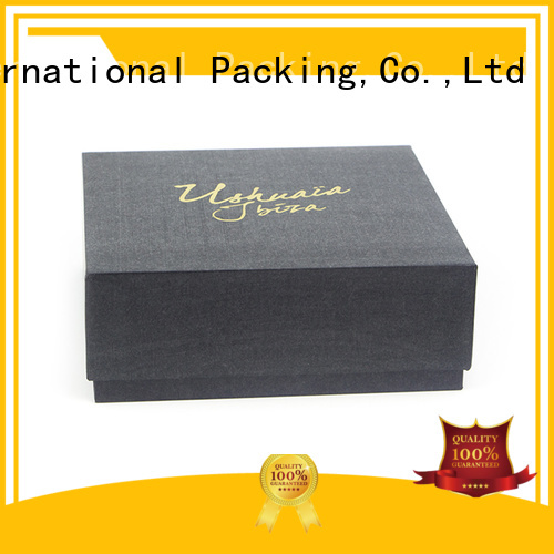 Yonghuajie printed retail packaging boxes factory for watch packing