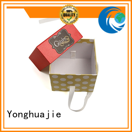 the paper box luxury for packaging Yonghuajie
