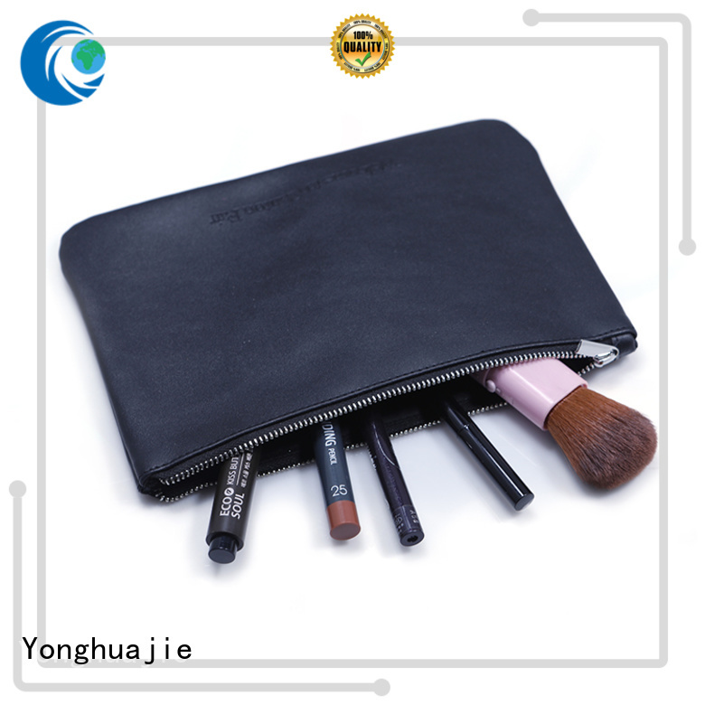 Wholesale custom makeup bags printed free sample for gift