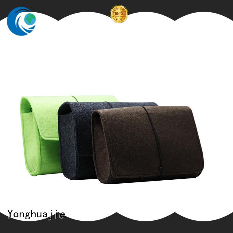 Yonghuajie felt organizer for business