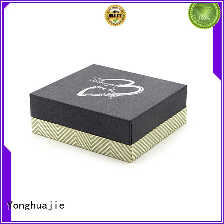 Custom Printed Logo Plastic Paper Gift Box