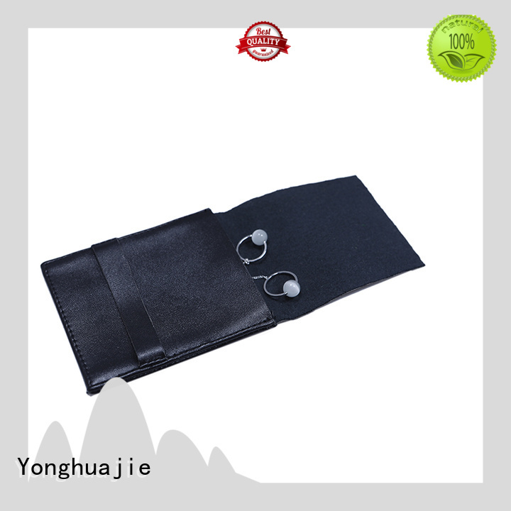 custom pu leather tote bag pu leather Supply for necklace
