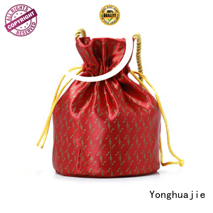 Yonghuajie Custom ethnic bags manufacturers for packing