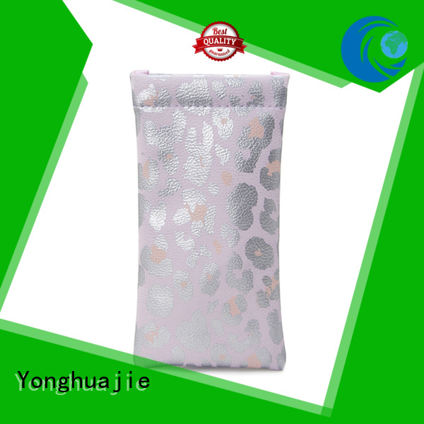 Yonghuajie Wholesale genuine leather bags at discount for wedding rings