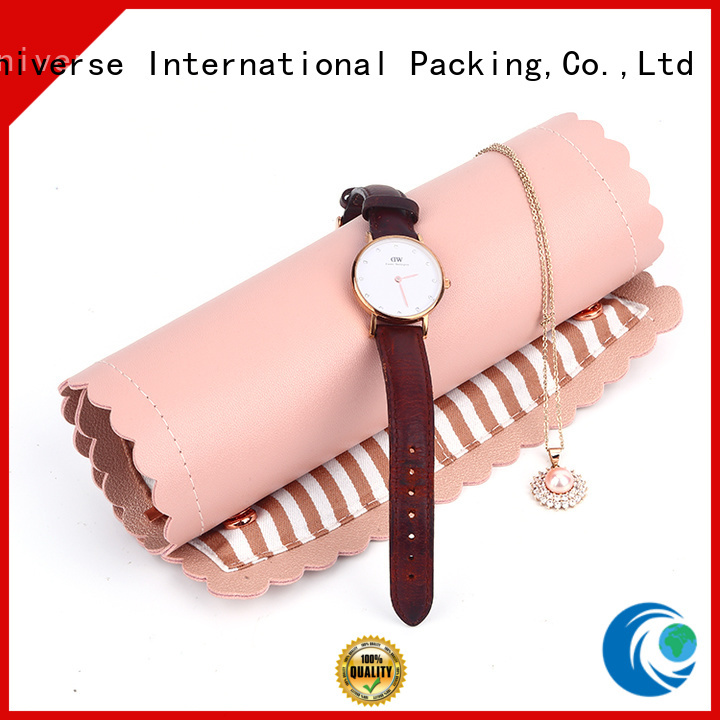 Top female leather bag printed for wedding rings