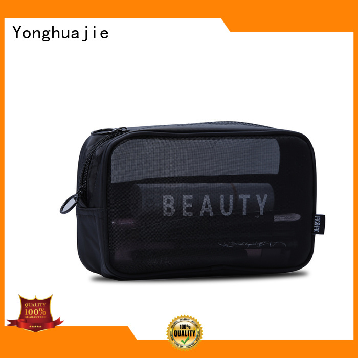Yonghuajie golf mesh beach bag for sale for jewelry