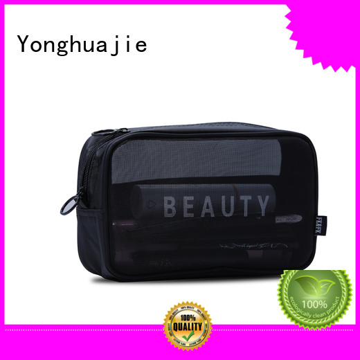 Yonghuajie high quality mesh drawstring bags for sale for gift