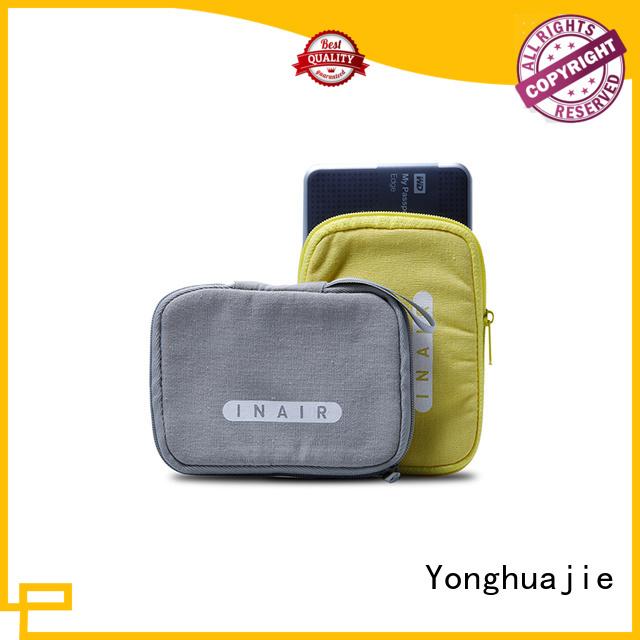 cotton jewelry Yonghuajie Brand cotton drawstring bags