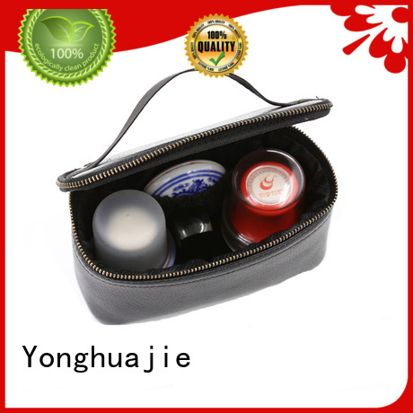 printed cosmetic bags wholesale at discount for gift Yonghuajie