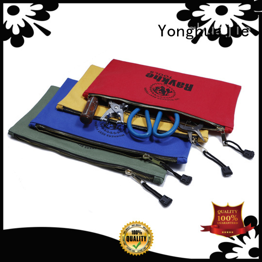 Yonghuajie best design wholesale canvas bags printing for shopping
