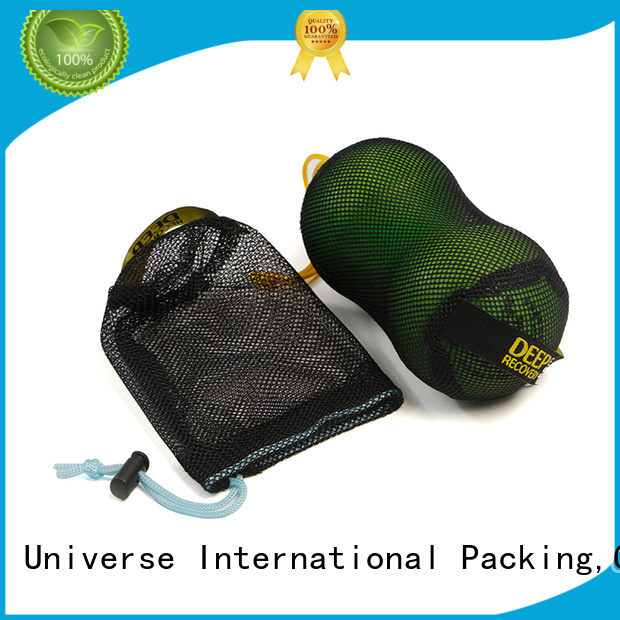 drawstring small mesh bags colors for packaging Yonghuajie