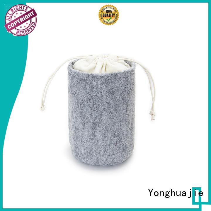 felt purse custom made for goods Yonghuajie