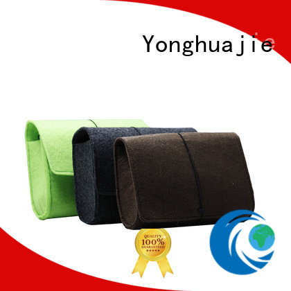 small felt tote bag bulk production for gift packing Yonghuajie