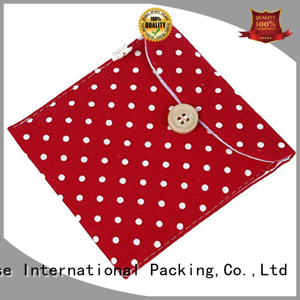 Yonghuajie on-sale small jute bags at discount for present