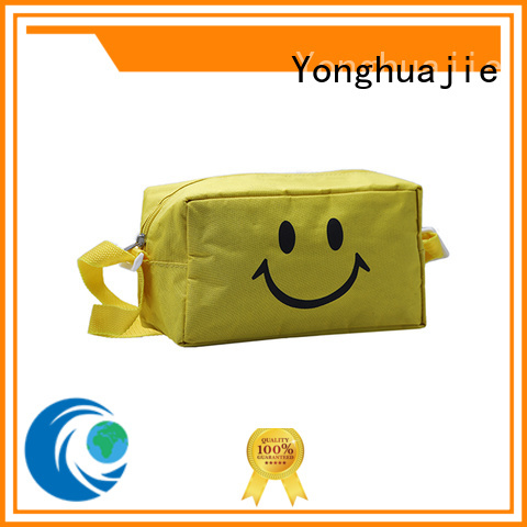 Yonghuajie Brand gym nylon drawstring bag nylon factory