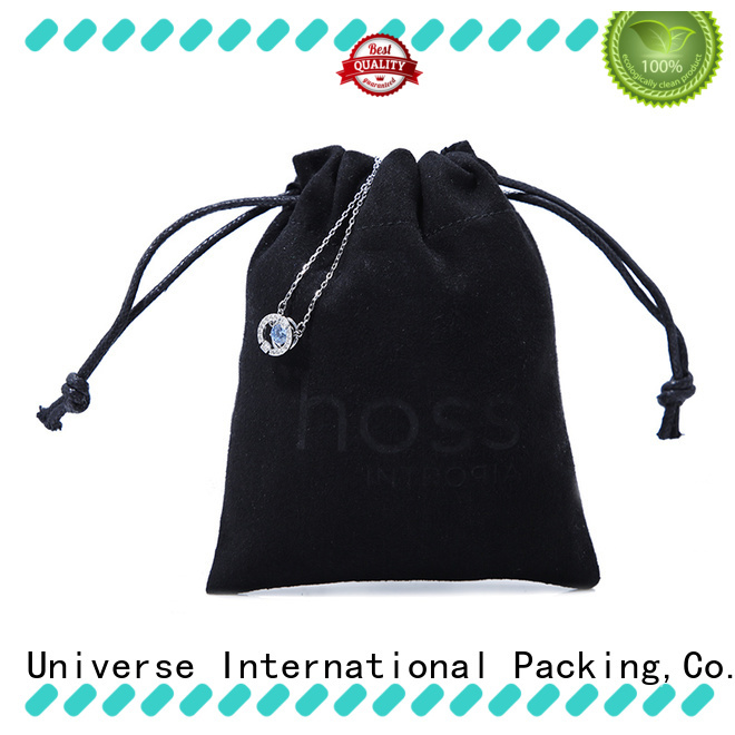 free delivery grey suede bag suede jewelry pouch suede drawstring bagcustomized at discountfor friends