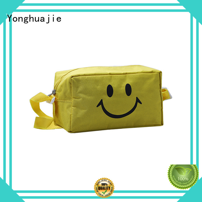 polyester tote bags silk with power bank for shoes