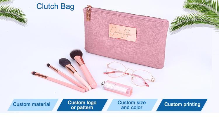 Yonghuajie oem leather makeup bag for gift-1
