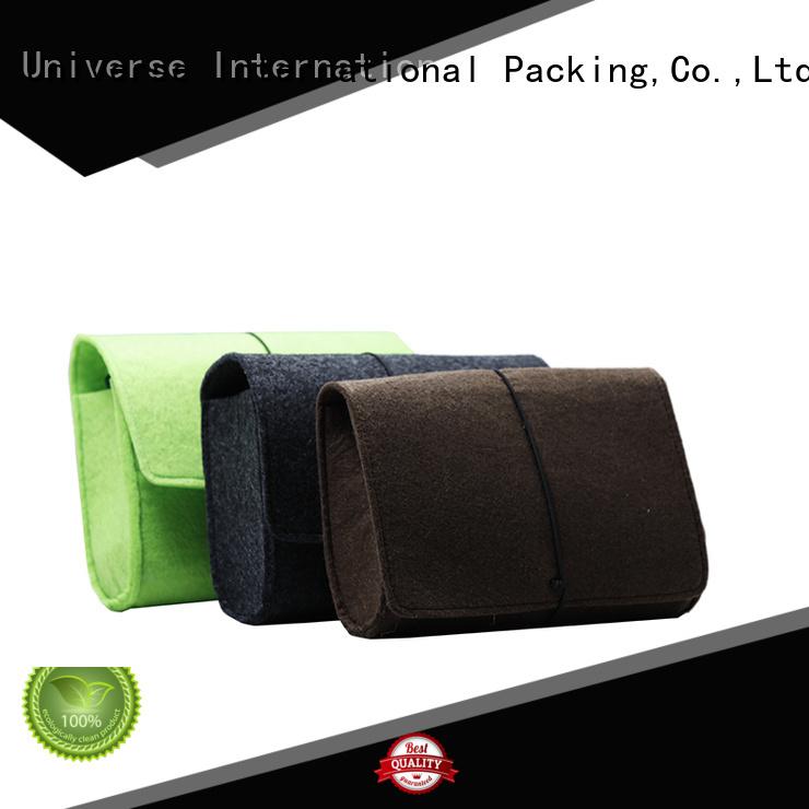 Hot high-end felt tote bag storage Yonghuajie Brand