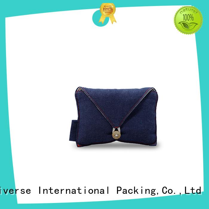 Yonghuajie envelope linen pouch linen drawstring bag top-selling for school