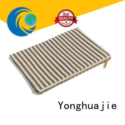 Yonghuajie Custom fashion canvas bag window for shopping