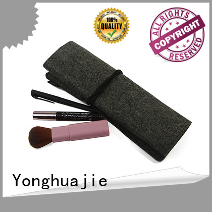 Yonghuajie felt purse for gift packing