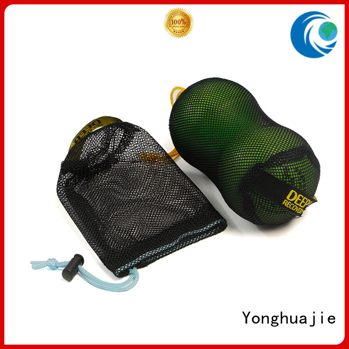 Yonghuajie colors mesh beach bag for wholesale for jewelry