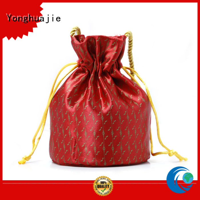 soft brocade purse free sample for wine Yonghuajie
