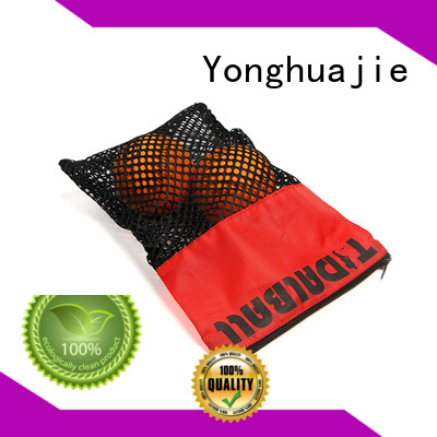 High-quality mesh school bags drawstring for sale for gift
