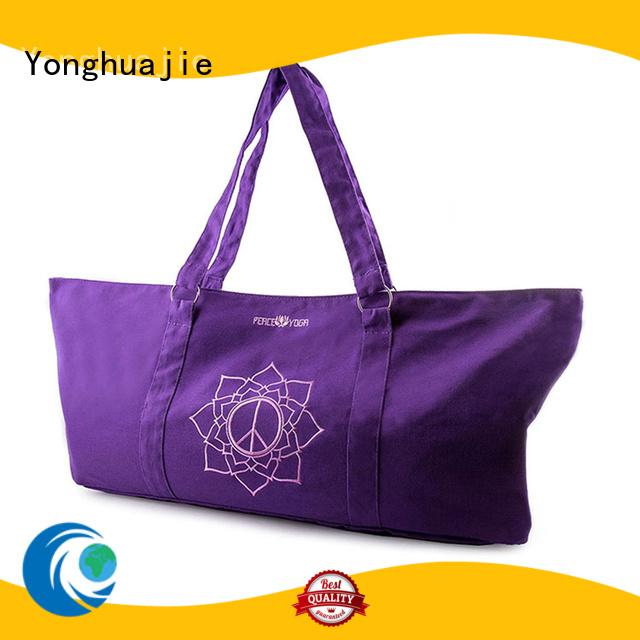 best design grey canvas tote bag canvas dust bag canvas zipper tool bag for packaging Yonghuajie